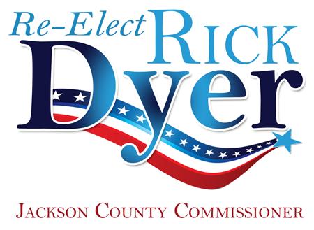 ReElect Rick Dyer